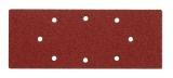 Brusný papír 240 x 93 mm P100 s otvory 5 ks Vorel