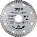 Kotouč diamantový 115 x 22,2 x 2,0 mm turbo Vorel