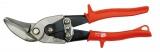 Nůžky na plech 255 mm levé CrMo Vorel