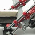 Pila úhlová 550 mm s přílušenstvím sklápěcí Vorel