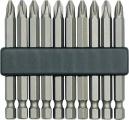 Sada bitů PH1 x 25 mm 10 ks Vorel