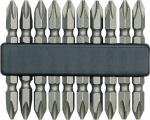 Sada bitů PH2 x2 x 60 mm 10 ks Vorel