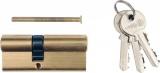 Vložka zámku 67 x 31 x 36 mm mosaz 3 klíče Vorel