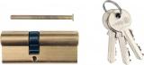 Vložka zámku 72 x 31 x 41 mm mosaz 3 klíče Vorel