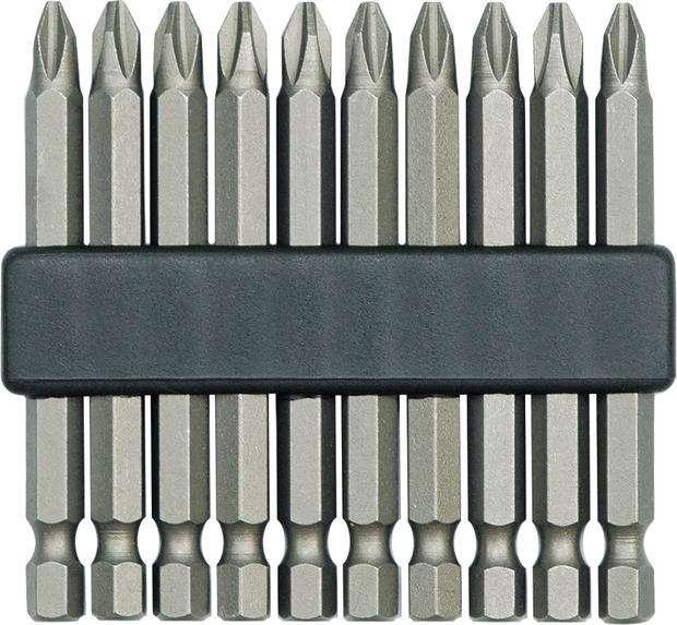 Sada bitů PH2 x 25 mm 10 ks Vorel