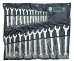 Sada klíčů očkoplochých 25 ks 6 - 32 mm CrV