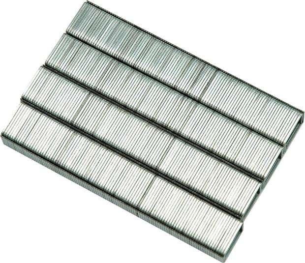 Spona do sešívačky 4 x 11,2 x 0,7 mm 1000 ks Vorel