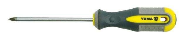 Šroubovák křížový PH0 x 100mm Vorel